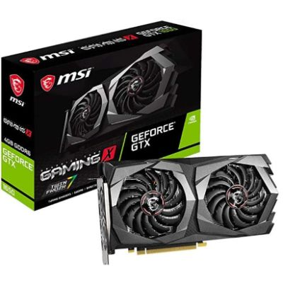 MSI GTX 1650 - BEST GRAPHICS CARD FOR AUTOCAD