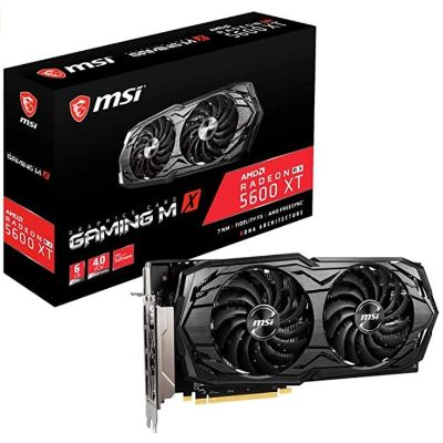 MSI RX 5600 XT - BEST GRAPHICS CARD FOR AUTOCAD
