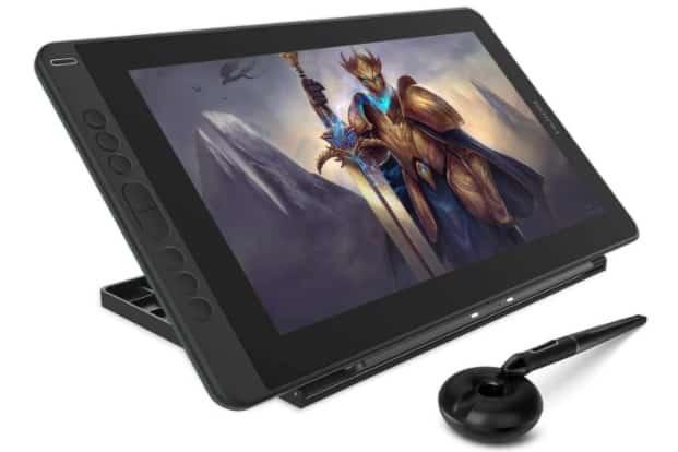 HUION KAMVAS - Best Portable Drawing Tablet