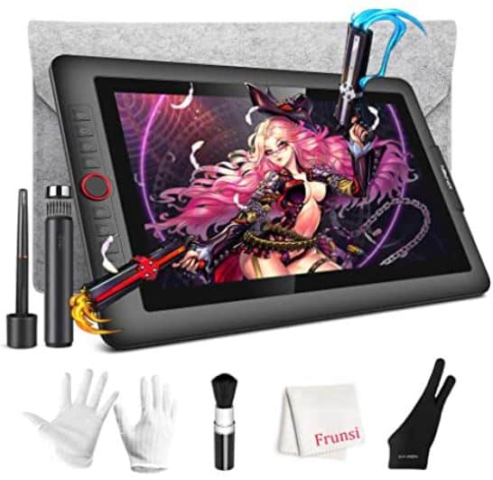 XP-PEN ARTIST 8192 - BEST PORTABLE DRAWING TABLET