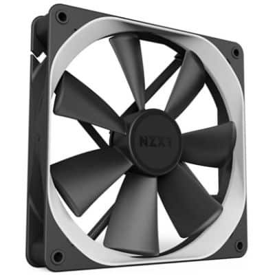 NZXT AER - BEST HIGH STATIC PRESSURE FANS