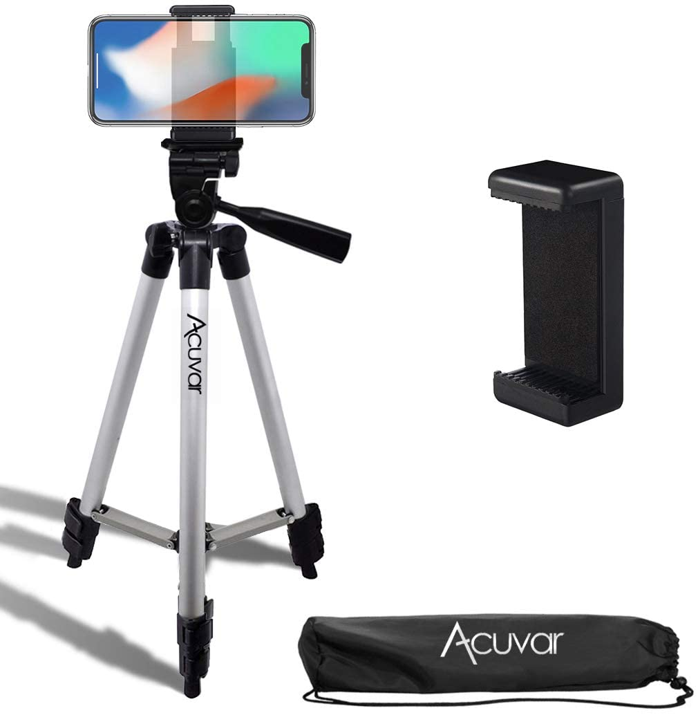 ACUVAR - Best tripod for iphone 7