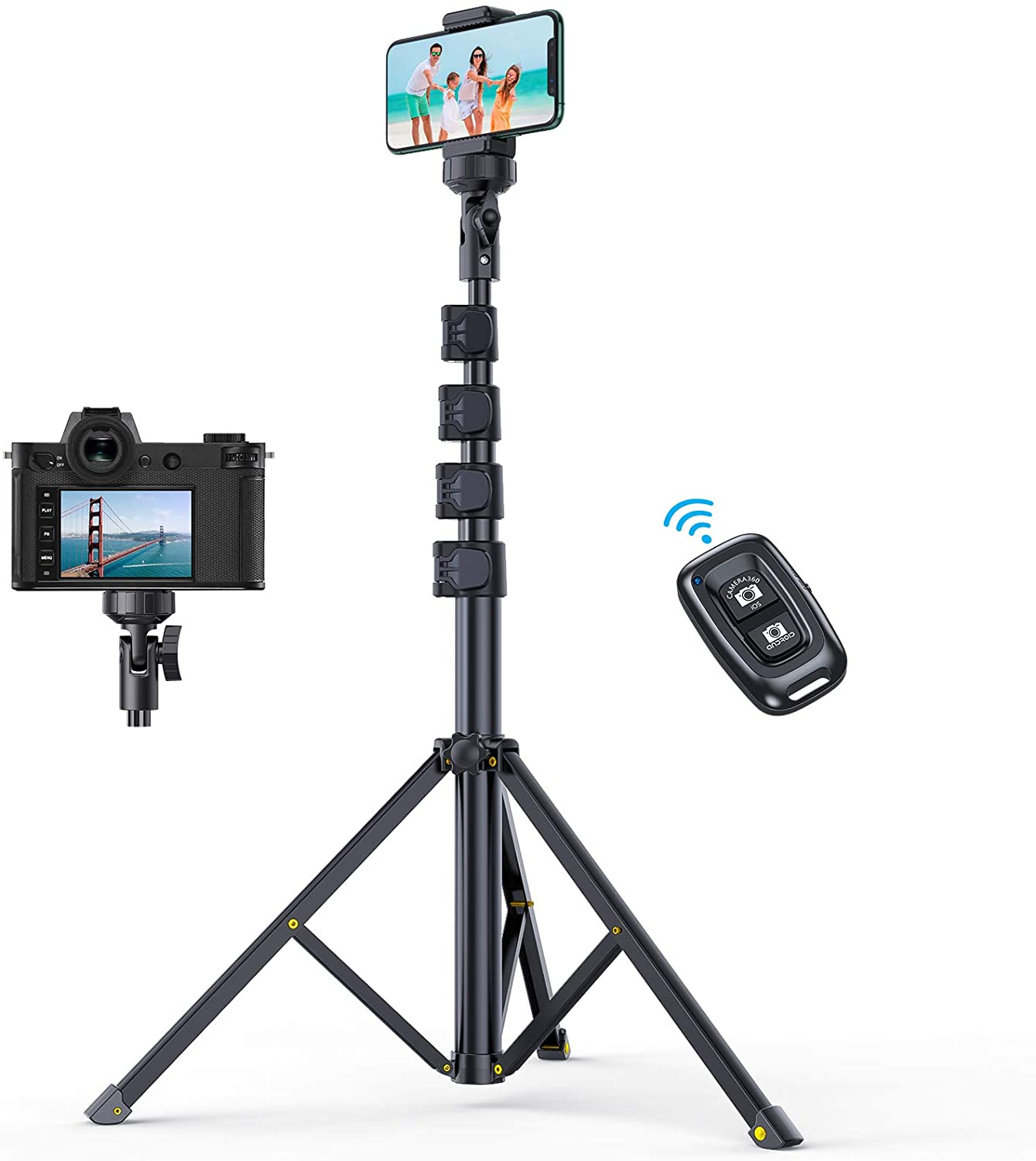 Andobil - best tripod for iphone 12