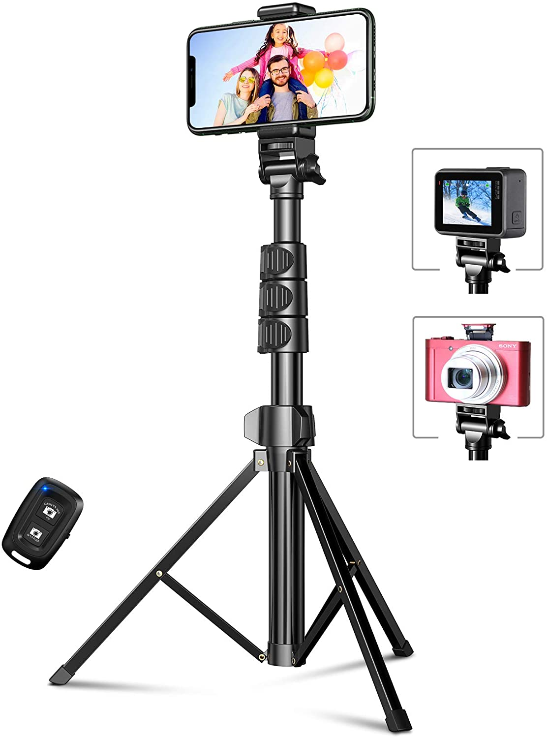 BCWAY - Best tripod for iphone 12