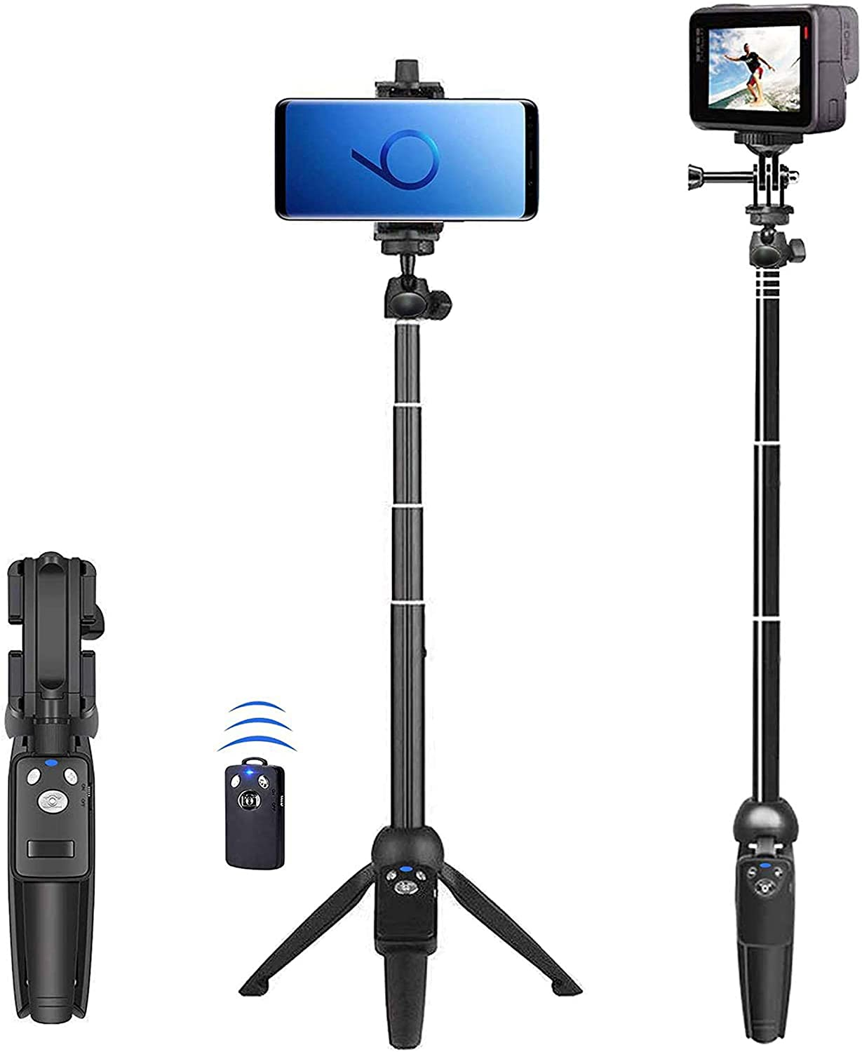 BZE PHONE TRIPOD - Best tripod for iphone 12