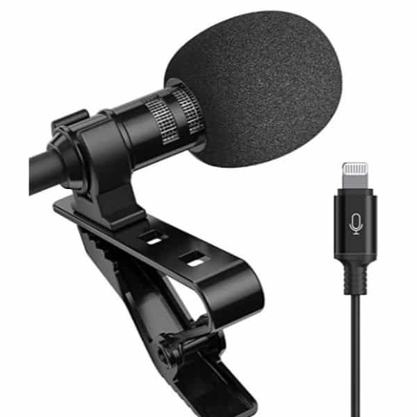 LAVALIER - BEST MICROPHONES FOR IPHONE 12