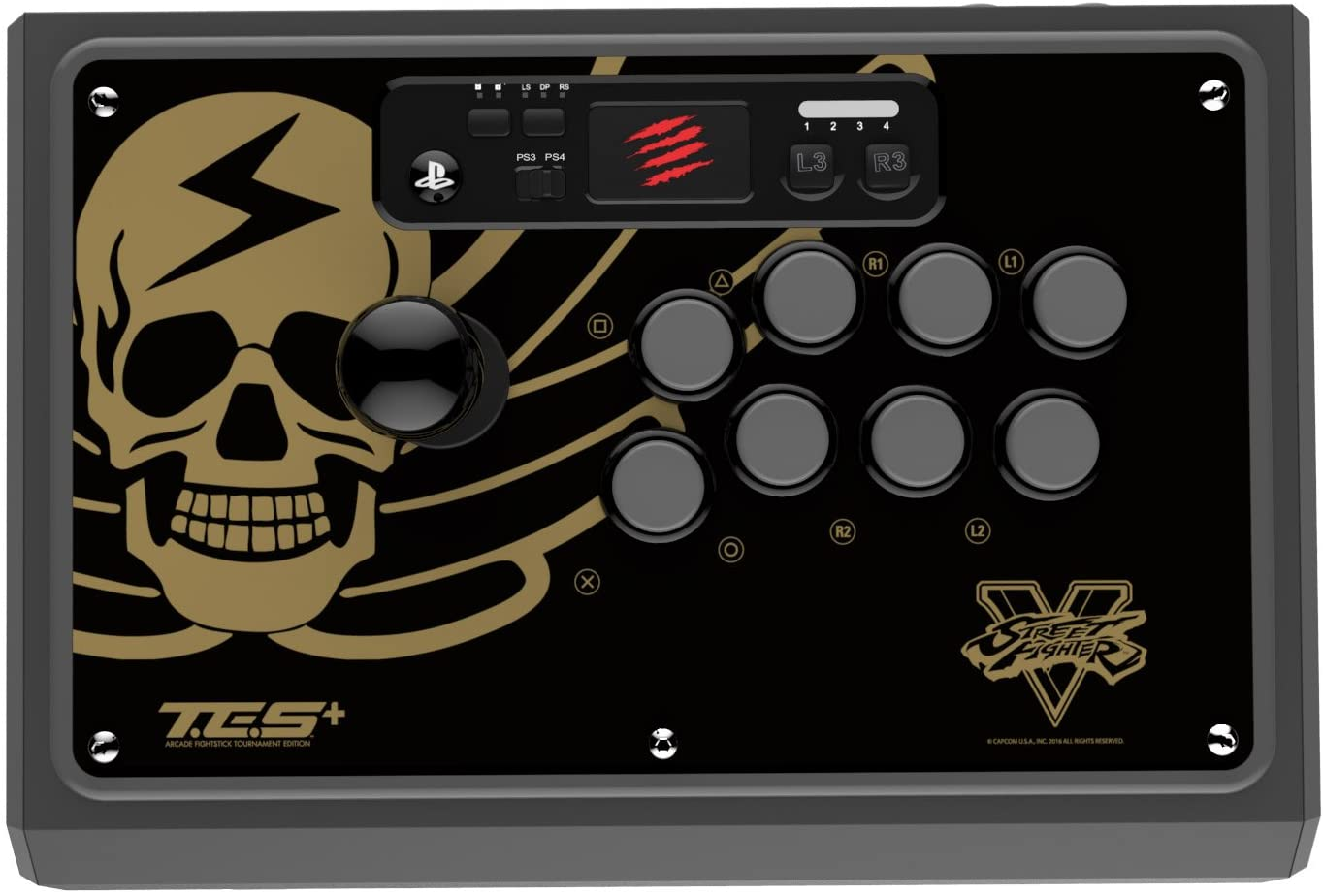 MAD CATZ STREET-Best Fightstick For PS5