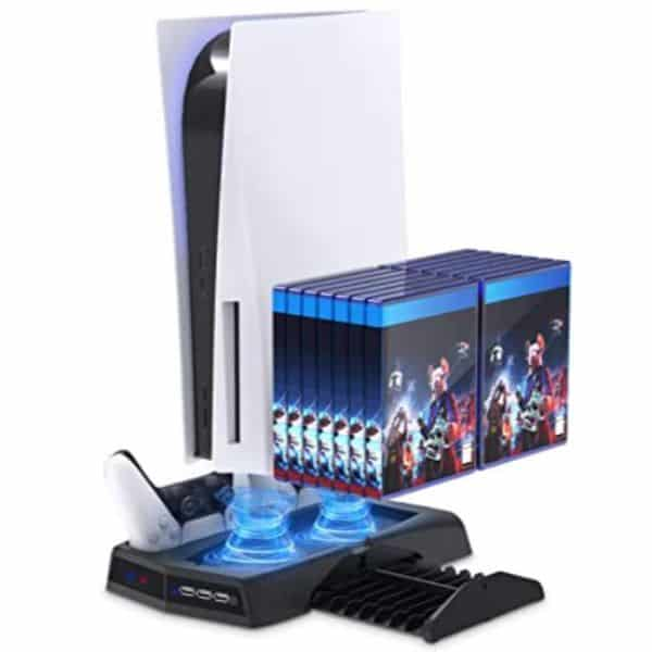 YUANHOT - BEST COOLING FAN FOR PS5