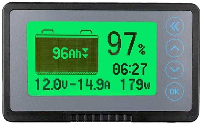 Aili - best RV battery monitor