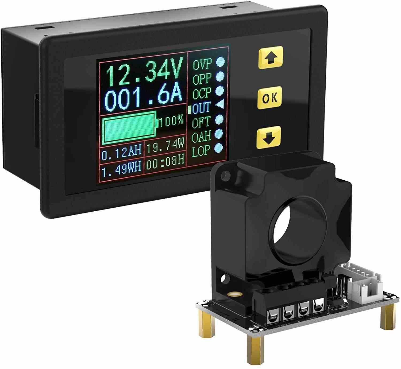 Drok - best RV battery monitor