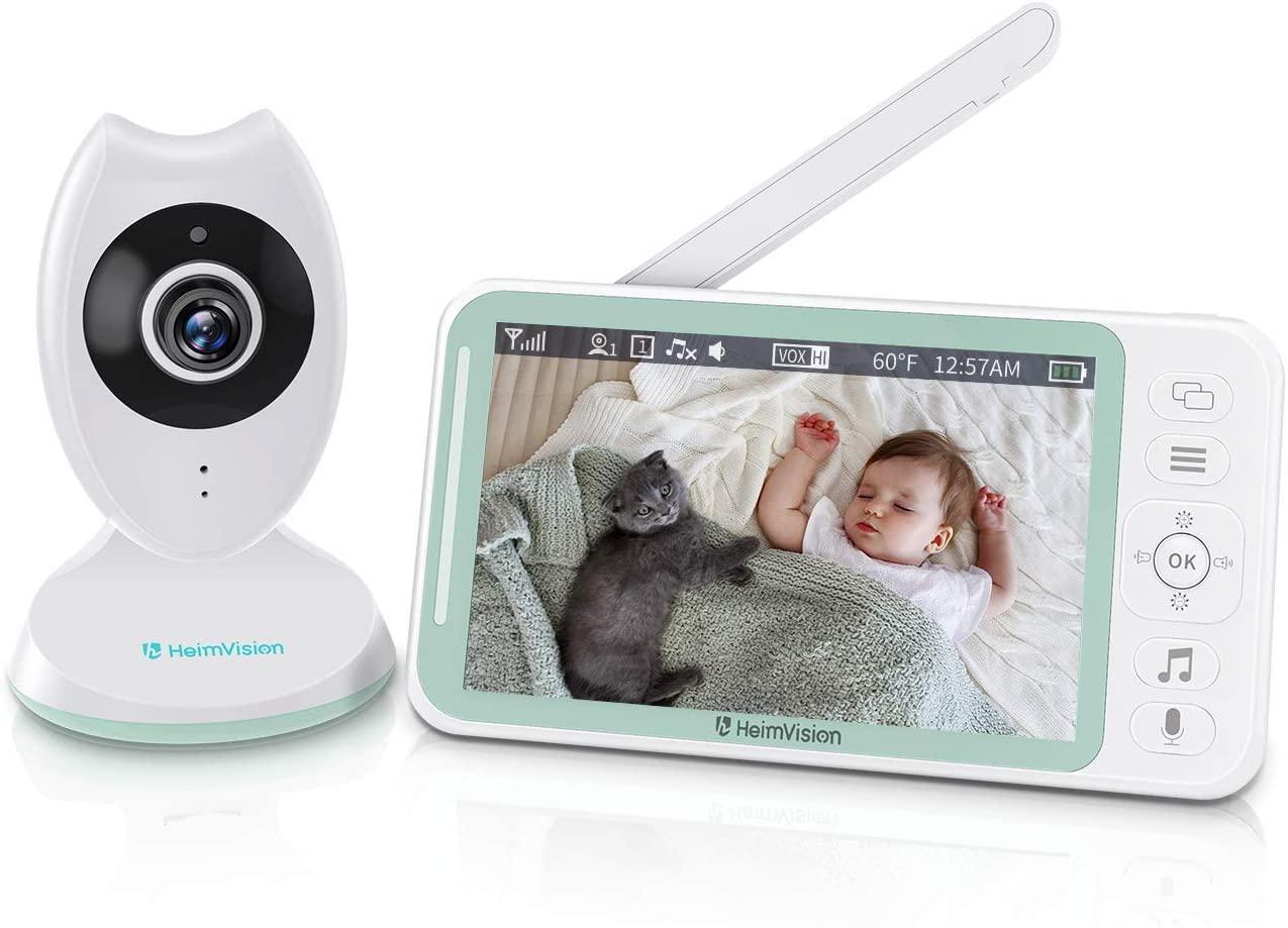HeimVision - best split screen baby monitor