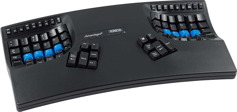 Kinesis - best ergonomic keyboard for Mac