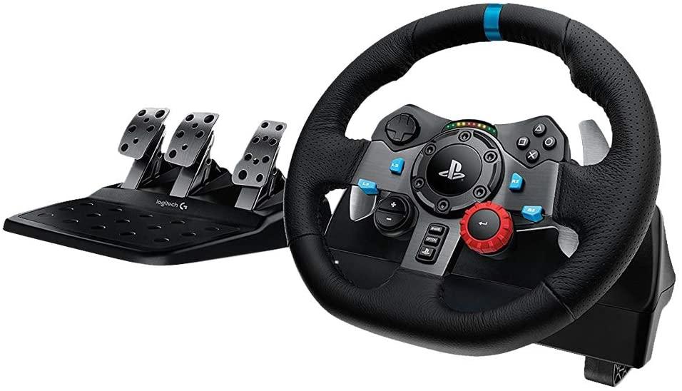 Logitech - best steering wheel for ps5