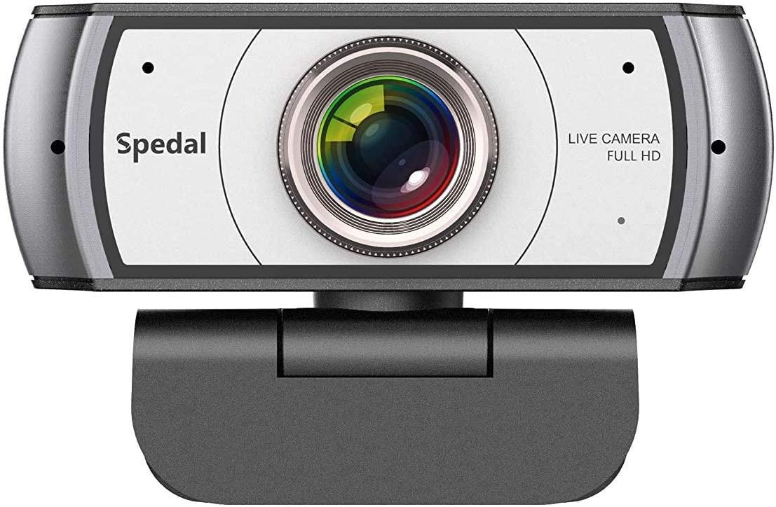 Spedal - best webcam for youtube