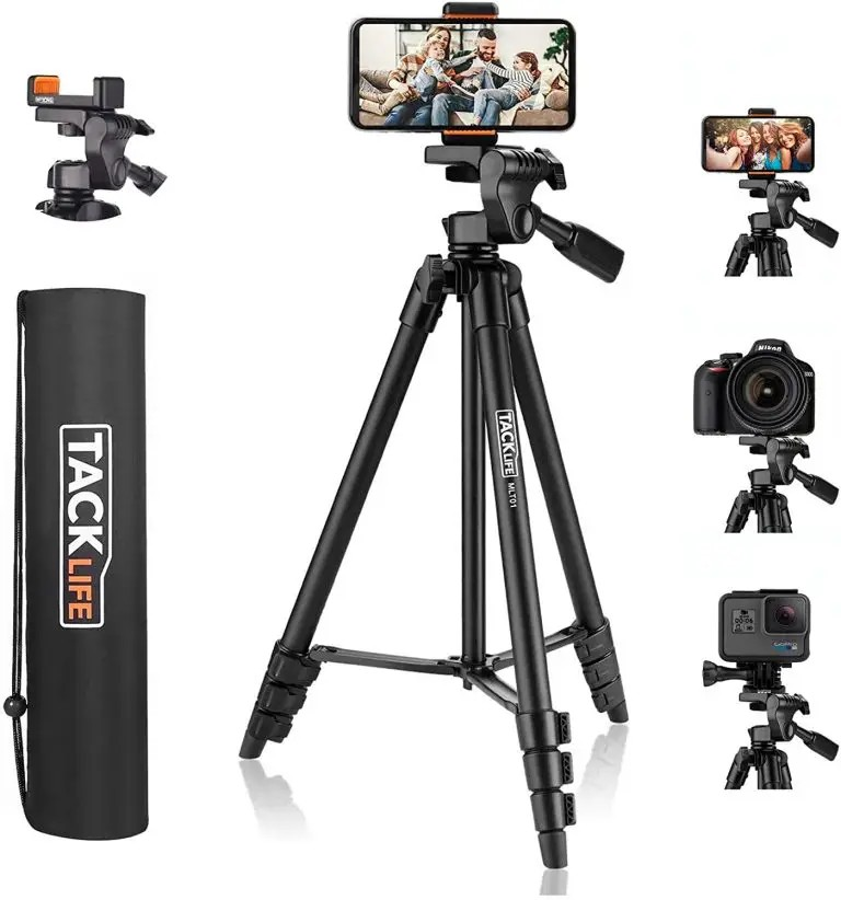 Tacklife - BEST TRIPOD FOR SONY A7R IV