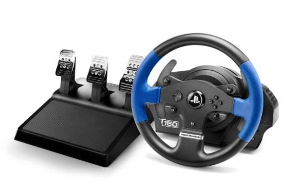 Thrustmaster T150 - best steering wheel for PS5