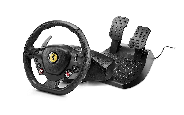 THRUSTMASTER T80 - best steering wheel for ps5