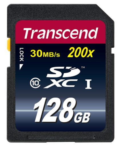 Transcend - Best Memory Card For Sony A7R IV