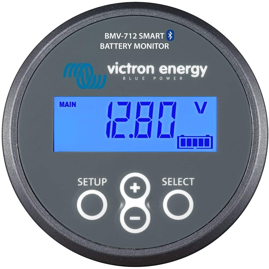 Victron - best RV battery monitor