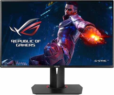Best Monitor For GTX 1080 Ti