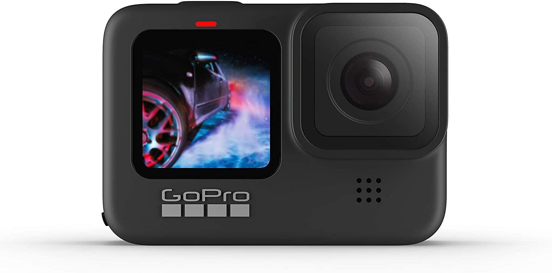 GoPro - best helmet cam for motorcycles