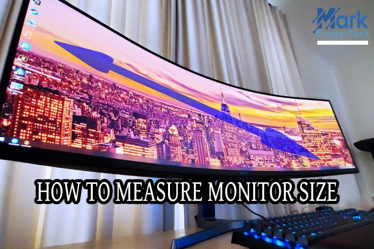How To Measure Monitor Size (Easy Steps)