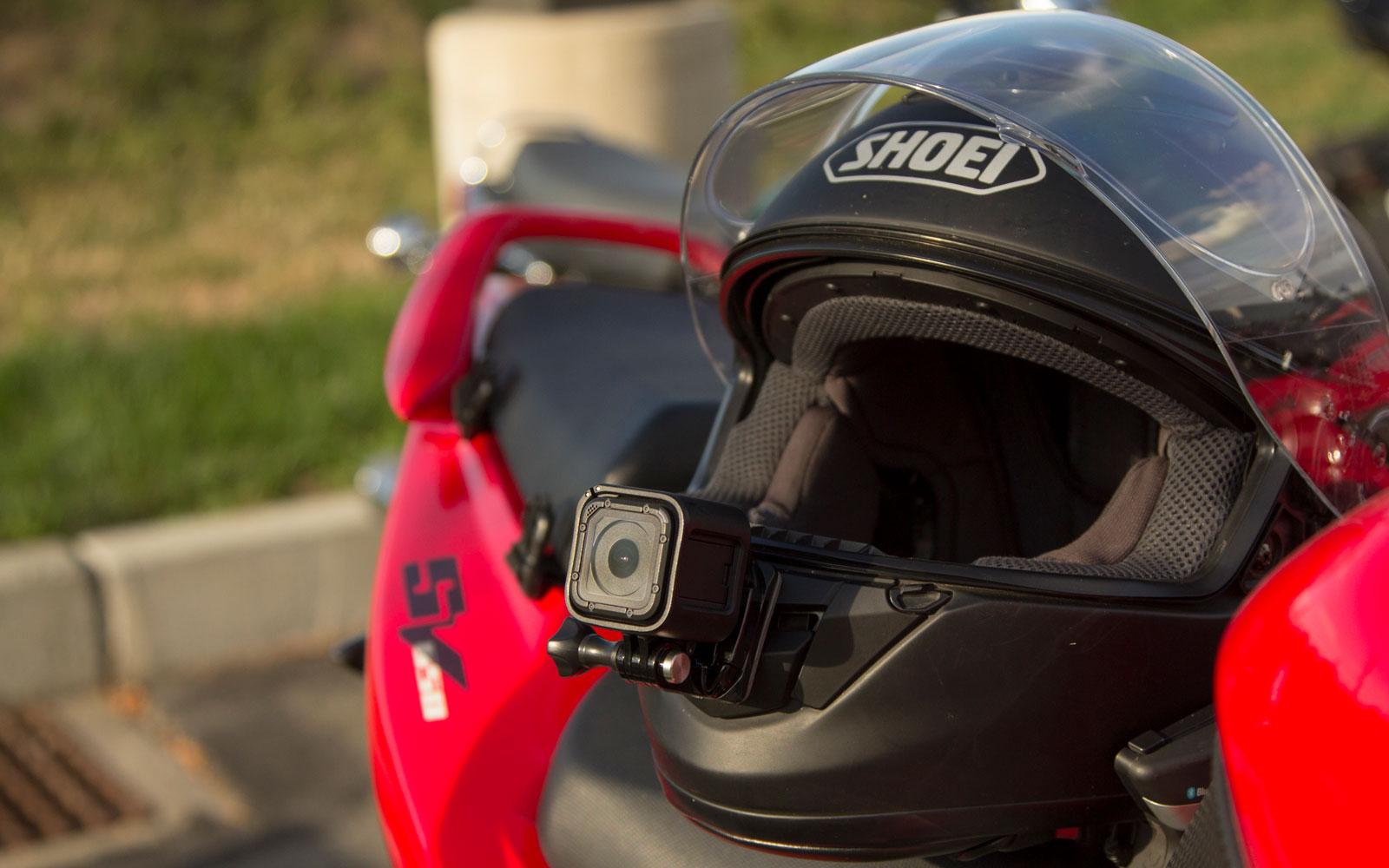 best helmet cam for motorcycles