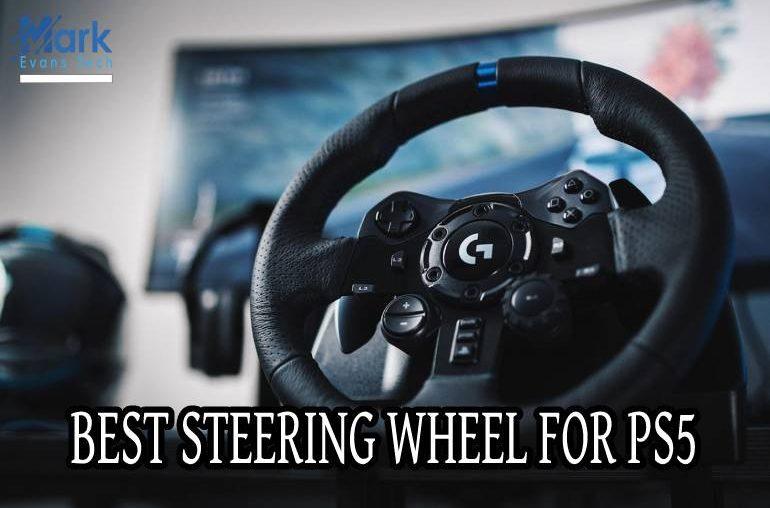 best steering wheel for ps5