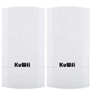 KUWFI - BEST WIRELESS ETHERNET BRIDGE