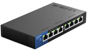 LINKSYS SE3008 - BEST WIRED ROUTER