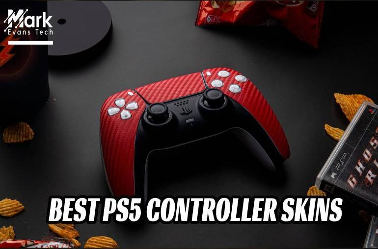 best PS5 controller skins