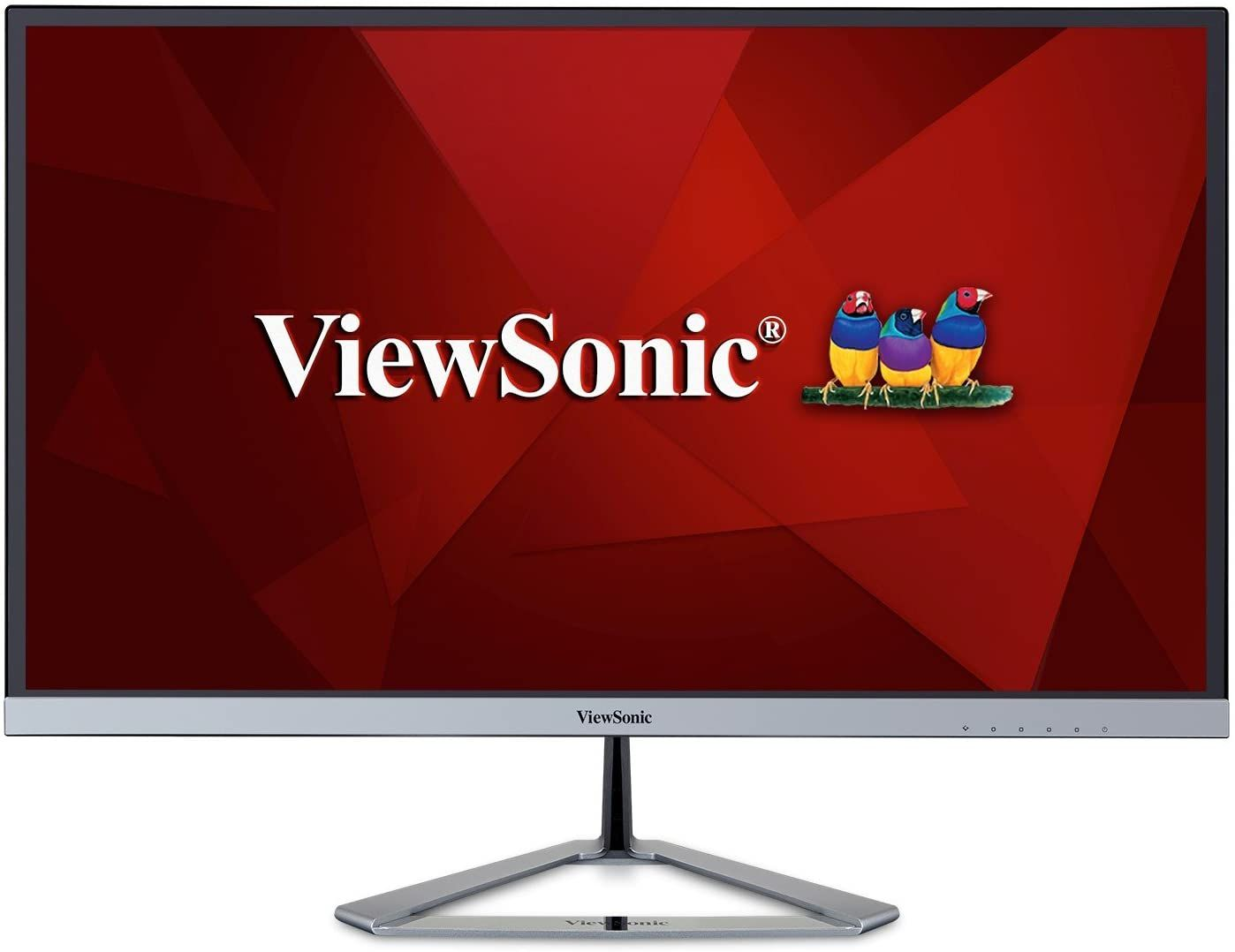 ViewSonic VX2776-SMHD - best monitor for watching movies