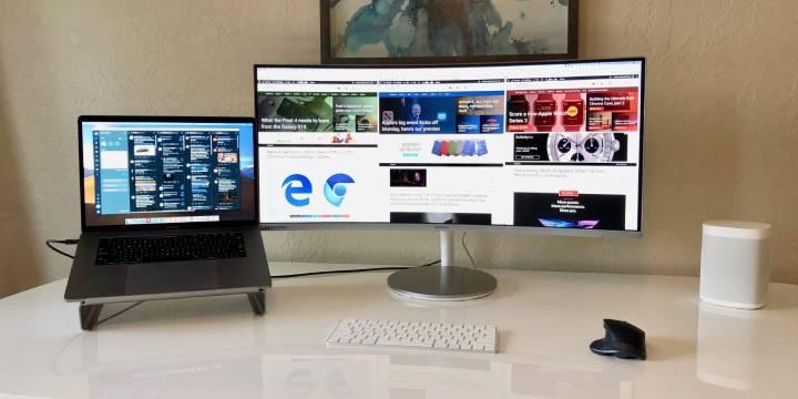 external monitor for mac