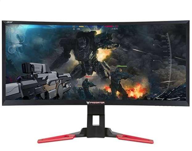 Acer Predator Z35 - Best Monitor for Music Production