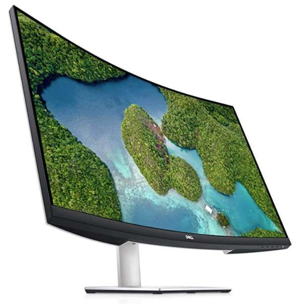 Dell S3221QS - Best Monitor for Music Production