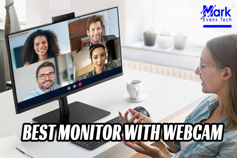 Best Monitor With Built-in Webcam And Microphone