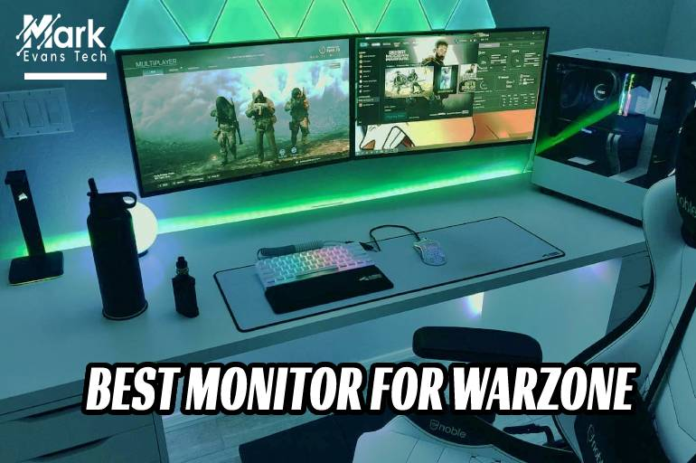 Best Monitor for Warzone | Call of Duty COD